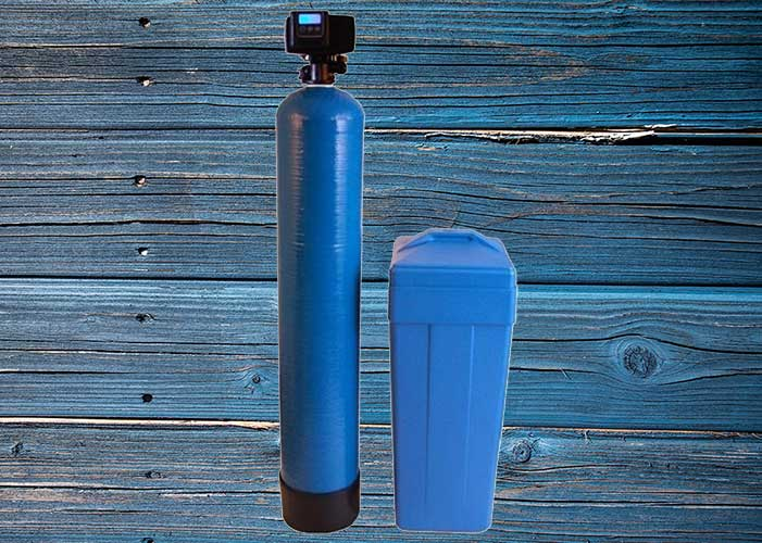 Fleck 64,000 Water Softener
