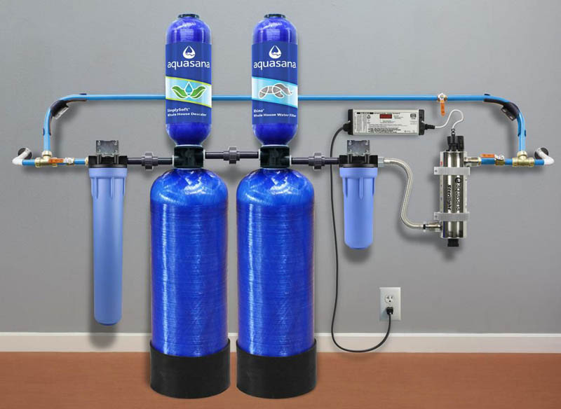 Installing a Salt –Free Water Softener System